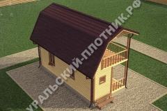 Дом Генадий ракурс 4