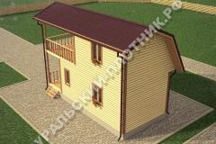 Дом Генадий ракурс 5