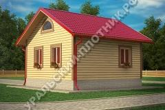 Дом Платон ракурс 3