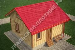 Дом Платон ракурс 4