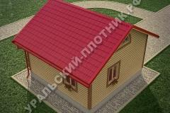 Дом Платон ракурс 5