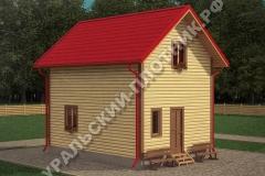 Дом Тарас ракурс 1