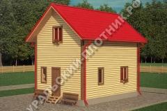 Дом Тарас ракурс 2