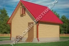 Дом Лев ракурс 2
