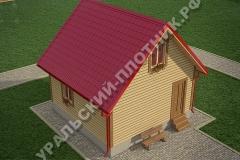 Дом Лев ракурс 4