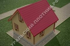 Дом Лев ракурс 5