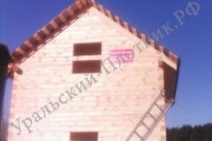 Дом по проекту Тарас 1
