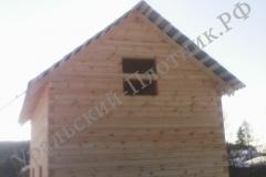 Дом по проекту Тарас 2