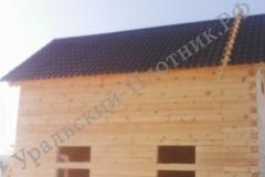 Дом по проекту Тарас 4