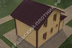Дом Егор Ракурс 5