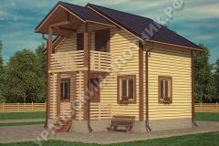 Дом Вадим ракурс 2