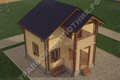 Дом Вадим ракурс 4
