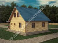 Дом Александр 8х8,5 м