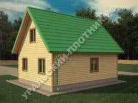 Дом Константин 8х7,5м